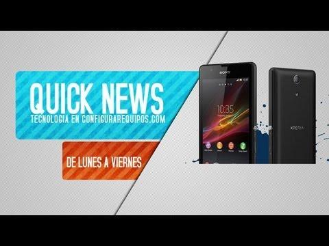 Sony Xperia ZR. nuevo teléfono Android