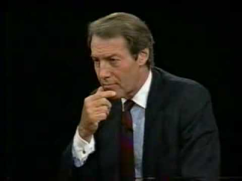 Soros Channel   1 of 6 Interview with George Soros on Charlie Rose program   Oct 2, 1995   www