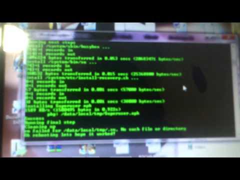 Root xperia V lt25i 4.1.2