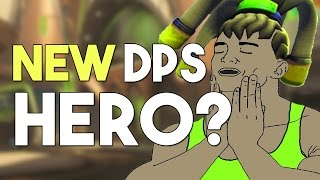 New Overwatch DPS Hero Leaked... | Overwatch Funny Moments #29