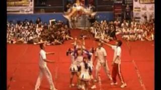 National Cheerleading Championship 2008 - INDONESIA