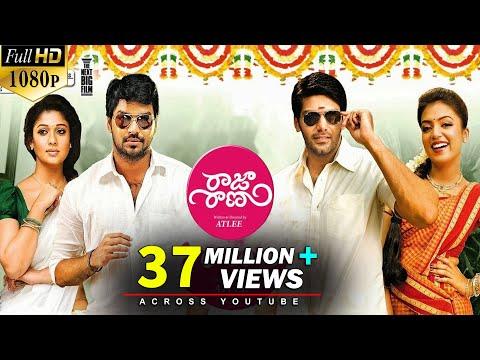 Raja Rani Telugu Full Length Movie || Full Hd 1080p.. video