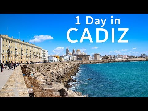 1 Day in Cadiz, Spain