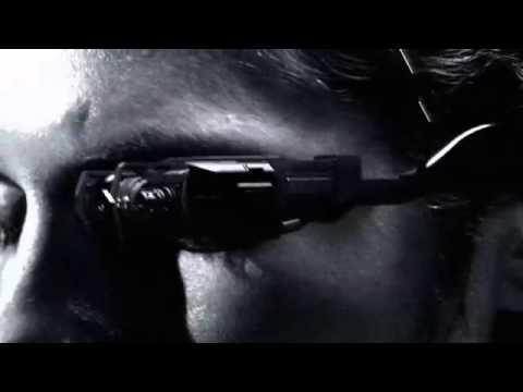 NISSAN 3E Glass lijkt uit Terminator te komen: 'Birth' Teaser