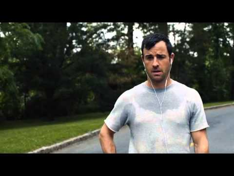 Justin Theroux Jogging in The Leftovers