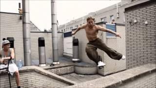 parkour... Stunts Amazing!
