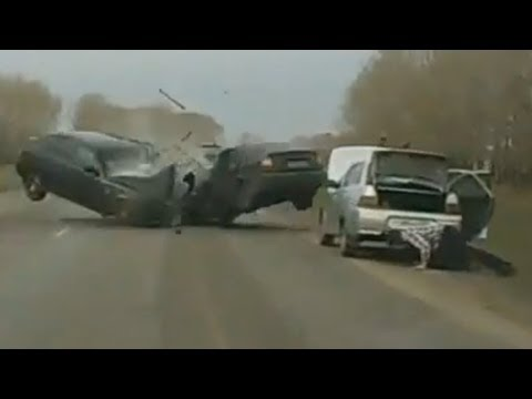 Brutal Car Crash Compilation