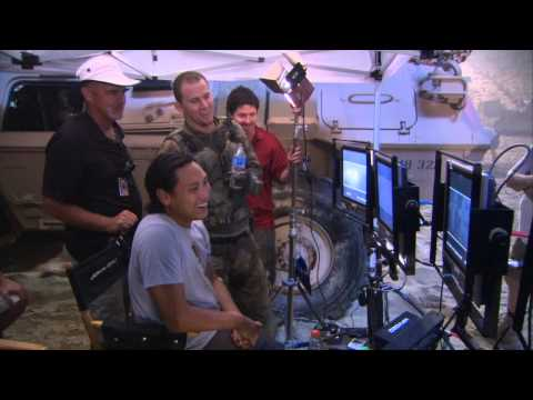 G.I. Joe: Retaliation Behind The Scenes B-Rolls 1 of 3