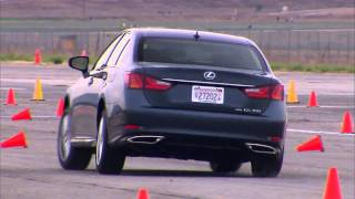 Road Test: 2013 Lexus GS 350