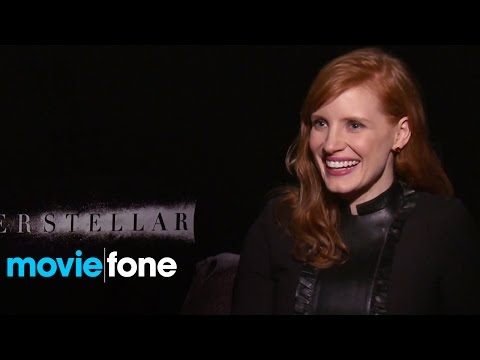 'Interstellar' | Jessica Chastain Interview