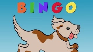 Bingo - Super Simple Song with Lyrics