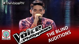 The Voice of the Philippines Blind Audition ?Use Somebody? by Jem Cubil (Season 2)
