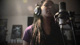 """Bad Actress (Tyler Perry's Temptation), """"Guide Us Home"""" - Studio Cover by Geny Higgins"""