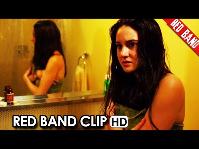 WHITE BIRD IN A BLIZZARD International Red Band CLIP (2014) - Shailene Woodley HD