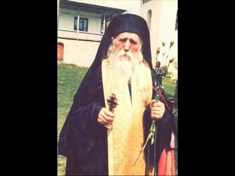 Parintele Cleopa Ilie - cuvinte folositoare predicate la manastirea Agapia