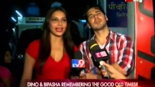 raaz3 - Dino & Bipasha Watch Raaz3 Together