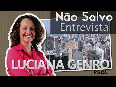 Não Salvo entrevista: Luciana Genro