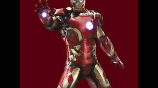 Rap do Homem de Ferro especial ( 7 Minutos ) #2