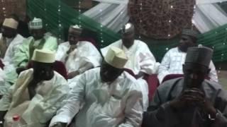 Khadimul Islam ya kaddamar da kungiyar Sudan- Nigeria