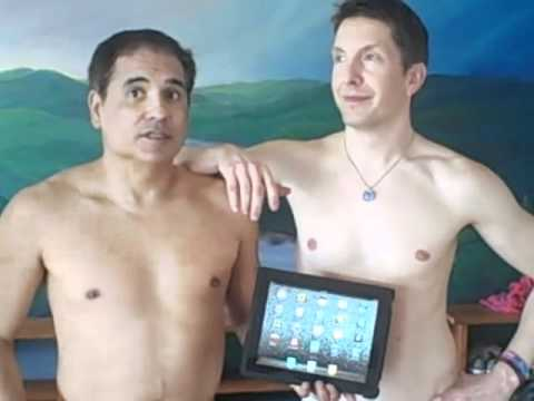 Naked Yoga Students:  Enter to win an iPad by helping us rename NiaSpace!