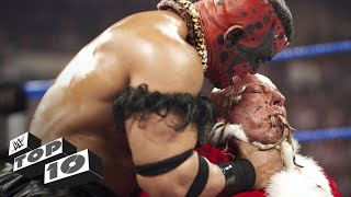 Grossed out Superstars WWE Top 10 Jan 29 2018