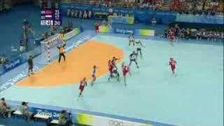Norway vs Russia - Women's Handball - Beijing 2008 Summer Olympic Games