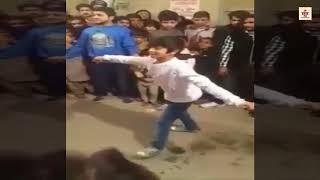 Small boy Dancing Performance by | Raja PK