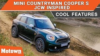 Mini Countryman Cooper S JCW Inspired | Cool Features | Motown India