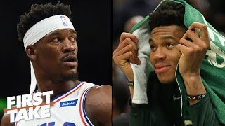 The 76ers want the Bucks – Stephen A. on the Eastern Conference finals | First Take