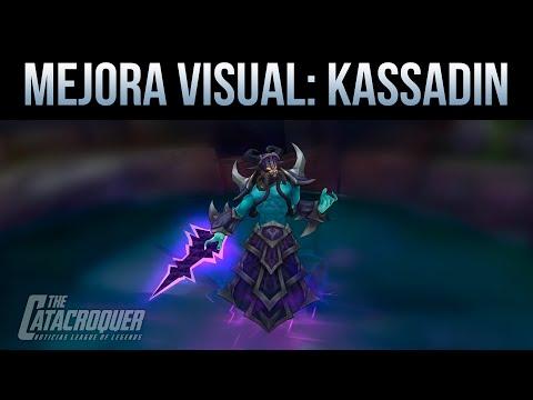 Kassadin: Mejora Visual | Habilidades - Efectos - Skins | League of Legends