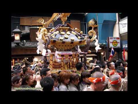 三社祭(浅草神社例大祭) (浅草)