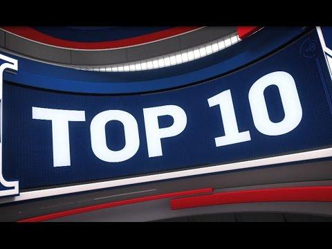 Top 10 NBA Plays of the Night: April 7, 2017