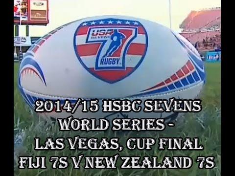 Fiji vs NZ Finals Las Vegas 7's USA 2015