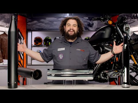 Exhaust Sound Comparison for Harley at RevZilla.com