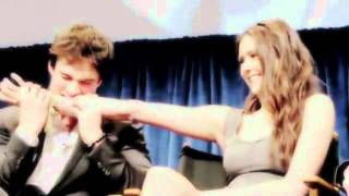Secret Love Story [Ian Somerhalder & Nina Dobrev] - [The Vampire Diaries]