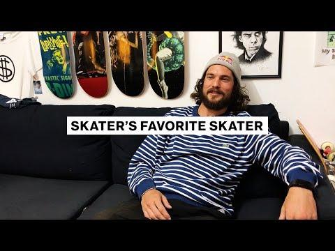 Skater's Favorite Skater: Torey Pudwill