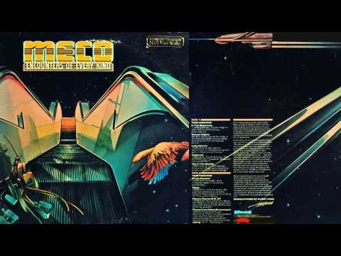 Meco - Encounters of every kind Side 1