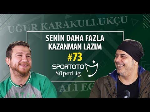 Galatasaray - M. Başakşehir | Trabzonspor - Beşiktaş Tahminleri | Ali Ece & Uğur Karakullukçu