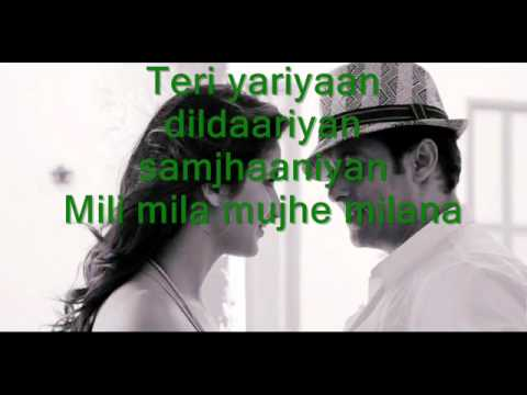 Mashallah Ek Tha Tiger  - Full Song ( Lyrics ) Hd video