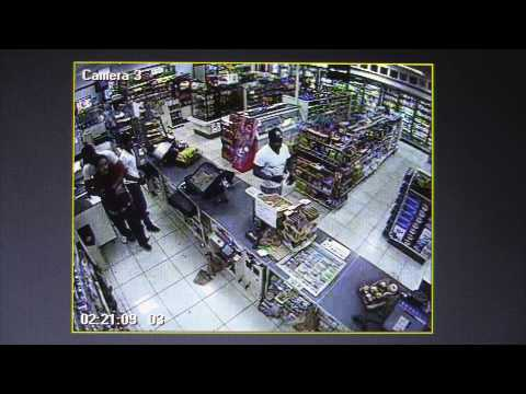 Strong Armed Robbery Of 7-Eleven Store