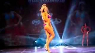 Miss Laura Prestin WBFF Bikini Pro Division