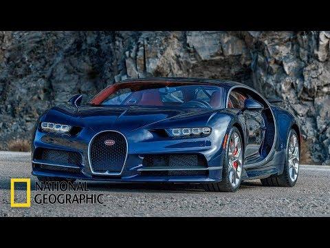 "Мегазаводы: Суперавтомобиль марки ""Бугатти"" (Bugatti Veyron) / Bugatti Super Car"