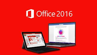 Download and activate MS Office 2016 free