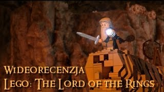 Wideorecenzja Lego: The Lord of the Rings