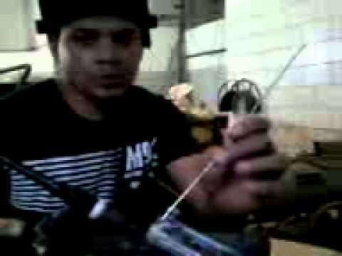 Como soldar aluminio na tig youtube for Como soldar cobre
