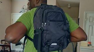 Tocode Laptop Backpack,Travel Backpacks for Men Water Resistant