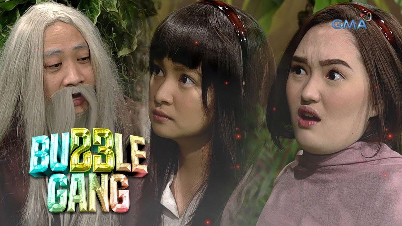Bubble Gang: Tata Lino meets 'Kara Mia'