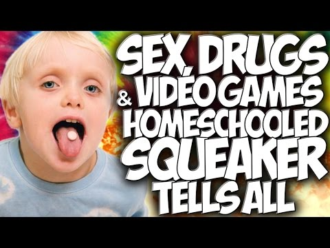 Cod Bo2: Sex, Drugs & Video Games! Home-schooled Squeaker Tells All! video