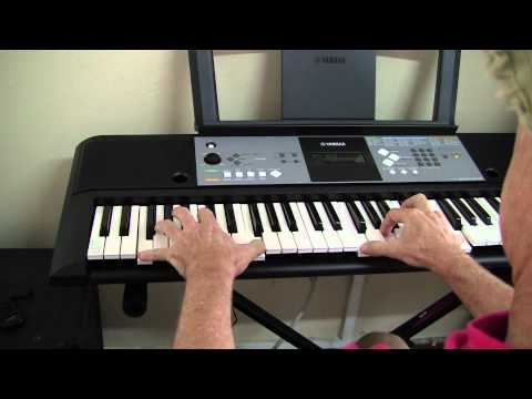 Amazing Yamaha low-cost keyboard review