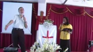 Who Is The Holy Spirit - English/Sinhala (Sri Lankan Christian Fellowship Cyprus)